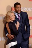 Kelly Ripa Returns To 'Live!' Alongside Michael Strahan After A Week's Absence