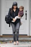 Kourtney Kardashian and Penelope Disic