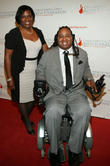 Dana Reeve, Karen Legrand and Eric Legrand