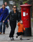 Myleene Klaas and Hero Quinn