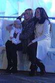 Tamara Ecclestone, Petra Ecclestone and Lavinia Stunt