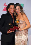 Claudia Elena Vasquez and Carlos Vives