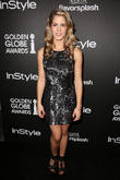 Maika Monroe, Fig & Olive, Golden Globe