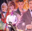 Dr Who and Peter Davison