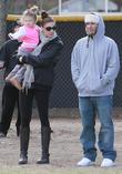 Victoria Prince, Jordan Federline and Kevin Federline