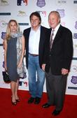 Becky Switzer, Tony La Russa and Barry Switzer