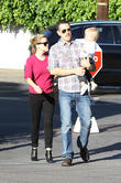 Reese Witherspoon, Jim Toth and Tennessee Toth