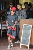 Kylie Jenner, Little Twist and Fred Segal