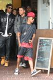 Kylie Jenner, Lil Twist and Fred Segal