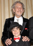 Ian McKellen and Adian Gemme