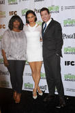 Octavia Spencer, Paula Patton and Josh Welsh