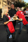 Gretchen Rossi, Slade Smiley, Guest, Los Angeles Mission