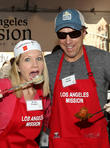 Susan Yeagley and Kevin Nealon
