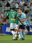 Alessandro Del Piero, Emile Heskey, Allianz Stadium