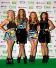 The Saturdays, Una Foden, Rochelle Humes, Mollie King and Vanessa White