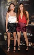 Daniella Moyles and Rozanna Purcell