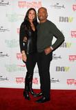 Montel Williams and Tara Fowler