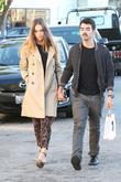 Joe Jonas and Blanda Eggenschwiler