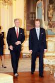 King Philippe Of Belgium, Henri and Grand Duke Of Luxembourg