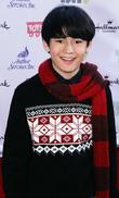 Jiang Zi Long, Hollywood and Highland, Hollywood Christmas Parade