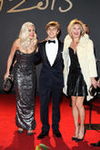 Rita Ora, Brandon Green and Kate Moss