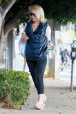 Julianne Hough At The Gym