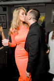 Josie Gibson and Nick Ede