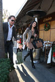 Michael Ohoven, Valentino Ohoven and Joyce Giraud
