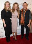 Laura Zapata, Thalia and Tommy Mottola