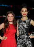Emmy Rossum and Emma Kenney