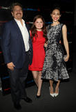 John Wells, Emma Kenney and Emmy Rossum
