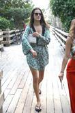 Alessandra Ambrosio strolls in Miami Beach