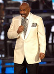 Steve Harvey Teased By Miss Colombia About Miss Universe Mistake