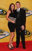 Las Vegas, Carl Edwards and Kate Edwards