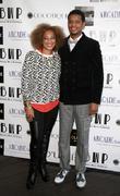 Amanda Seales and Chef Roble Ali