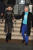 Lady Gaga and Philip Treacy