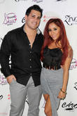 Snooki, Jionni Lavalle and Cavo