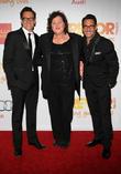 Gregory Zarian, Dot-marie Jones and Lawrence Zarian