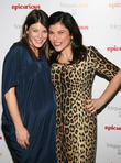 Gail Simmons and Nilou Motamed