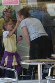 Jennifer Garner and Violet Anne Affleck