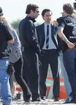 Liev Schreiber and Tobey Maguire