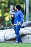 Mike Comrie and Luca Comrie