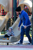 Mike Comrie, Luca Comrie