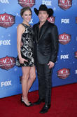Jessica Walker and Clay Walker