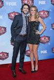 Thomas Rhett and Lauren Rhett