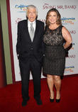 Dick Van Dyke and Arlene Silver