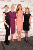 Robin Wright, Ellen Barkin, Connie Britton and Frances Berwick