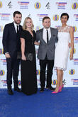 Jack Whitehall, Kimberley Nixon, Greg Mchugh and Zawe Ashton