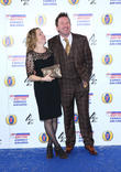 Lee Mack and Tara Mckillop