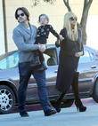 Rachel Zoe, Rodger Berman and Skyler